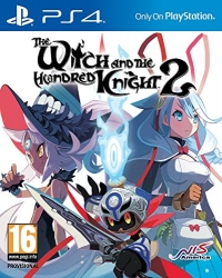 Witch and the Hundred Knight 2, The Box Art