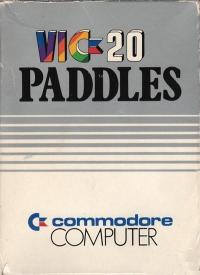 Commodore VIC-20 Paddles Box Art