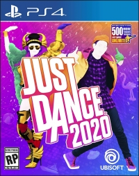 Just Dance 2020 Box Art