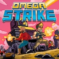 Omega Strike Box Art