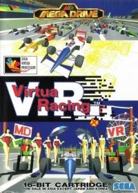 Virtua Racing Box Art