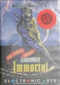 Immortal, The (Info-Sega Hot-Line) Box Art