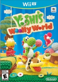 Yoshi's Woolly World (Not for Resale) Box Art
