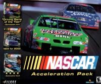 NASCAR Acceleration Pack Box Art