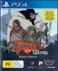 Banner Saga Trilogy, The - Bonus Edition Box Art