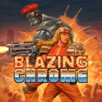 Blazing Chrome Box Art