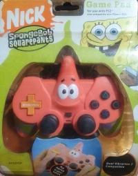 Patrick Star PlayStation 2 Controller Box Art