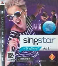 SingStar Vol. 2 [SE][DK][FI][NO] Box Art
