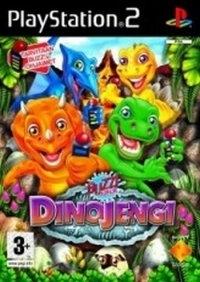 Buzz! Junior: DinoJengi Box Art