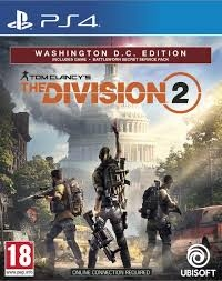 Tom Clancy's The Division 2 - Washington D.C. Edition Box Art