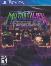 Super Mutant Alien Assault Box Art
