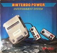 Nintendo Power Entertainment System Box Art