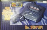 Dr Super Mega Drive 2 Box Art