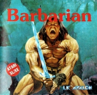 Barbarian Box Art