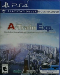 A-Train Express Box Art