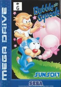 Bubble and Squeak Box Art