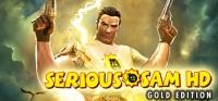 Serious Sam HD: Gold Edition Box Art