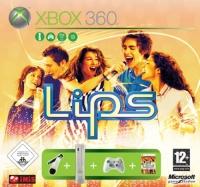Microsoft Xbox 360 - Lips Box Art