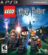 LEGO Harry Potter: Years 1-4 Box Art