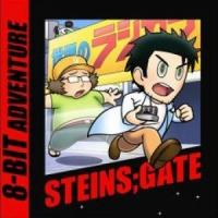 8-Bit Adventure Steins;Gate Box Art