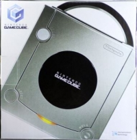 Nintendo GameCube - Platinum (DOL-001) [NA] Box Art