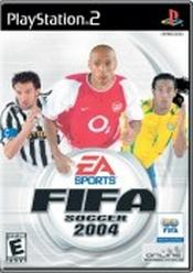 FIFA Soccer 2004 Box Art