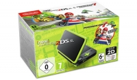 New Nintendo 2DS XL - Mario Kart 7 (Black+Green) [EU] Box Art