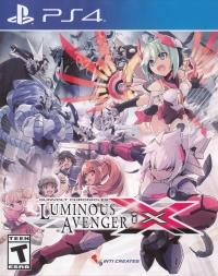 Gunvolt Chronicles: Luminous Avenger IX Box Art
