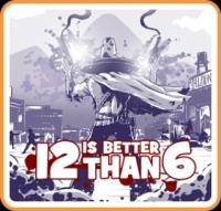 12 is Better Than 6 Box Art