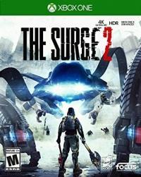 Surge 2, The Box Art