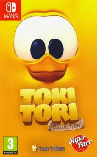 Toki-Tori Collection Box Art