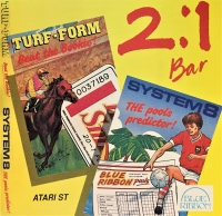 2:1 Bar Box Art