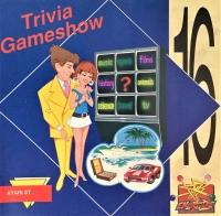 Trivia Gameshow Box Art
