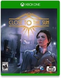 Close to The Sun Box Art