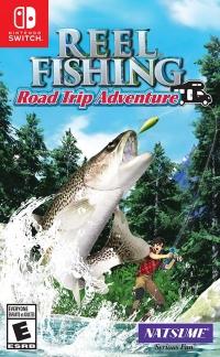 Reel Fishing: Road Trip Adventure Box Art