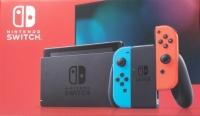 Nintendo Switch (Neon Blue / Neon Red / HAD) [NA] Box Art