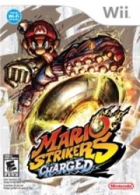 Mario Strikers Charged Box Art