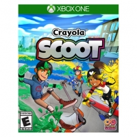 Crayola Scoot Box Art