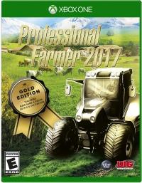 Professional Farmer 2017 Gold Edition Box Art