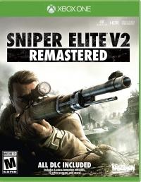 Sniper Elite V2 Remastered Box Art