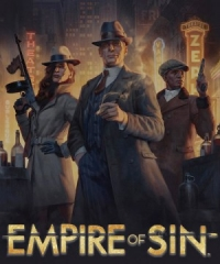 Empire of Sin Box Art