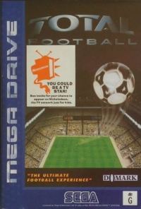 Total Football Box Art