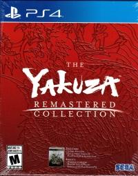 Yakuza Remastered Collection' The Box Art
