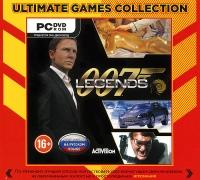 007 Legends [RU] Box Art