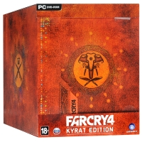 Far Cry 4: Kyrat Edition [RU] Box Art