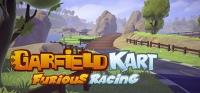 Garfield Kart: Furious Racing Box Art