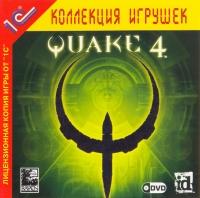 Quake 4 [RU] Box Art