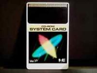 CD-ROM System Card Ver. 1.0 Box Art