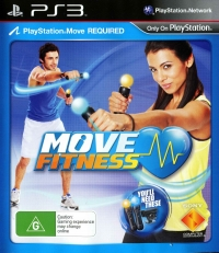 Move Fitness Box Art