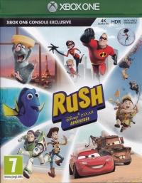 Rush: A Disney-Pixar Adventure Box Art